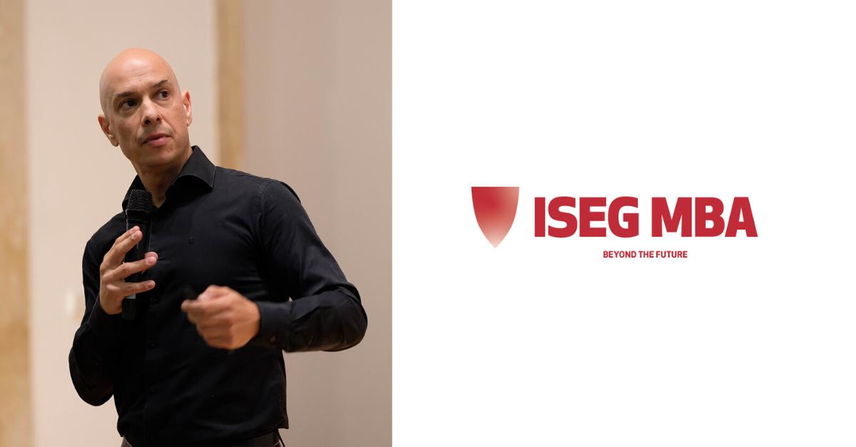 ISEG MBA - Beyond the Future - Paulo Soeiro de Carvalho