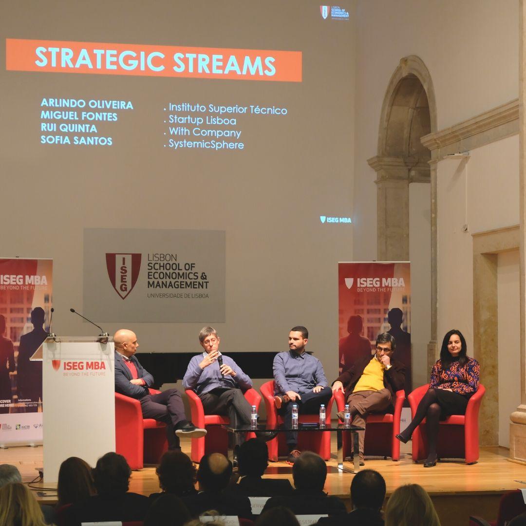 ISEG MBA - Debate